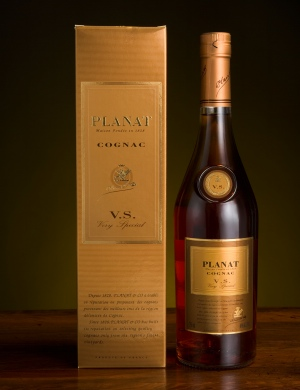 Item description more information for Cognac planat